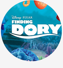 Finding Dory & Nature's Harvest